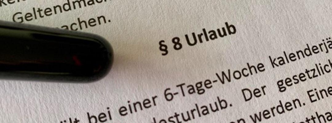 Landesarbeitsgericht Köln vom 9.7.2019: Arbeitgeber müssen deutlich auf Urlaub hinweisen